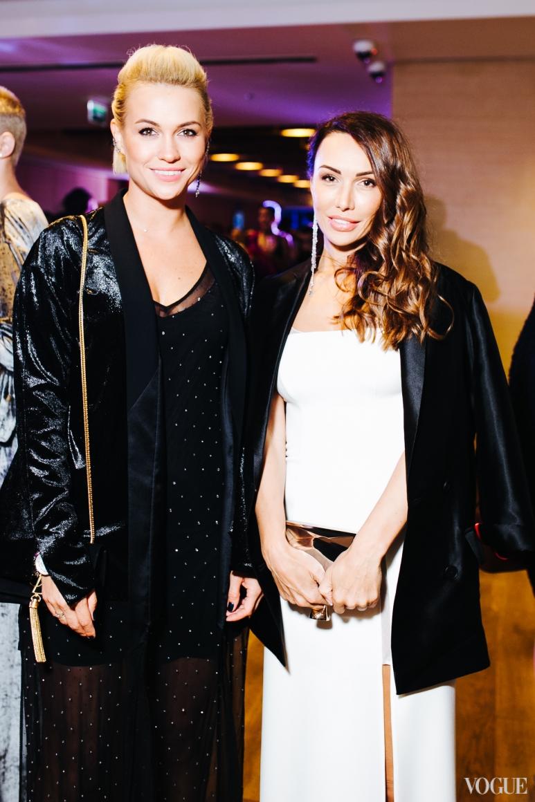 Анна Лукашевич и Наталья Бровдий