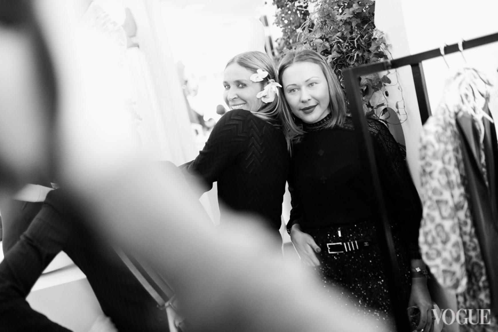 Вита Кин и Ирина Лихацкая