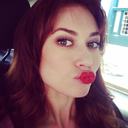 Без прикрас: 35-летняя Ольга Куриленко без макияжа