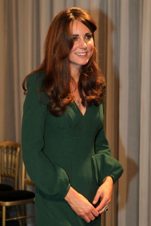 Платье Alexander McQueen (декабрь 2012 года)