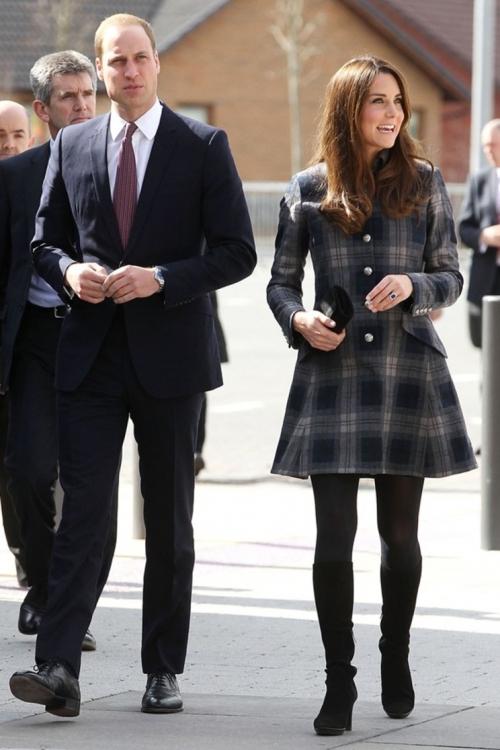 Платье-пальто Moloh (апрель 2013 года)