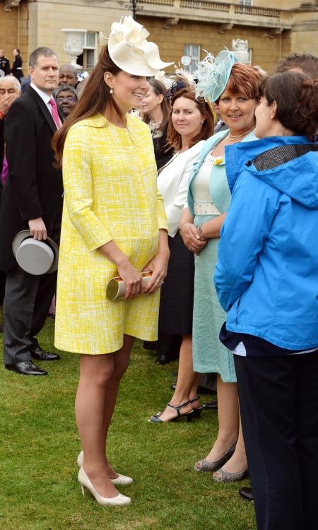 пальто Emilia Wickstead (май 2013 года)