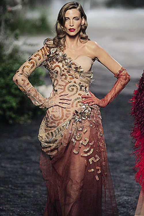 Christian Dior Haute Couture, осень-зима – 2005/2006