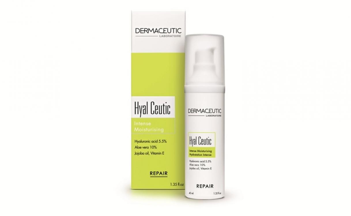 Увлажняющий восстанавливающий крем Hyal Ceutic