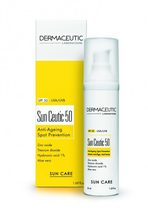 Солнцезащитный крем Sun Ceutic SPF 50