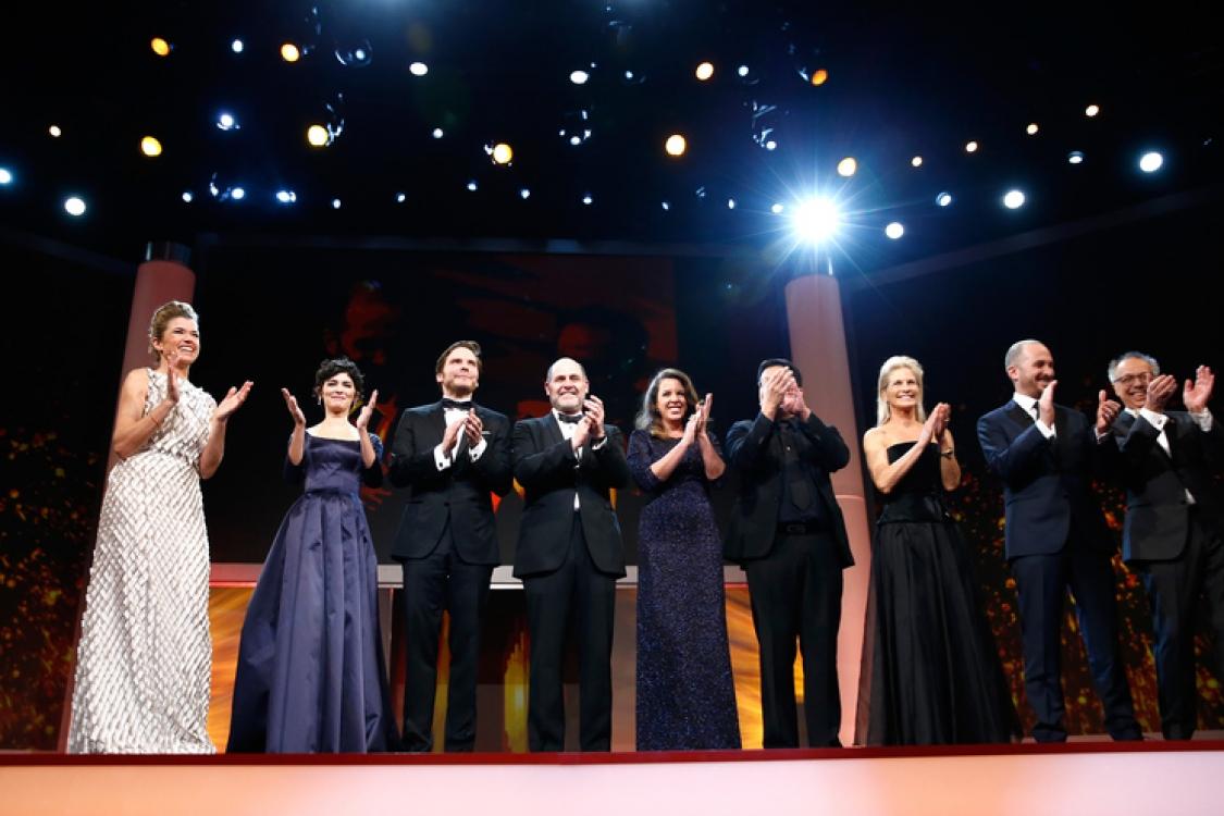жюри 65-го Берлинского кинофестиваля