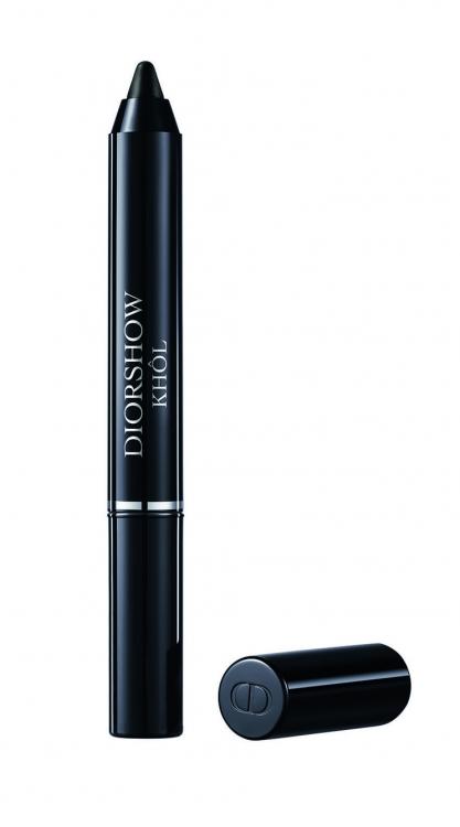 Лайнер Diorshow Kh?l 099 Smoky Black
