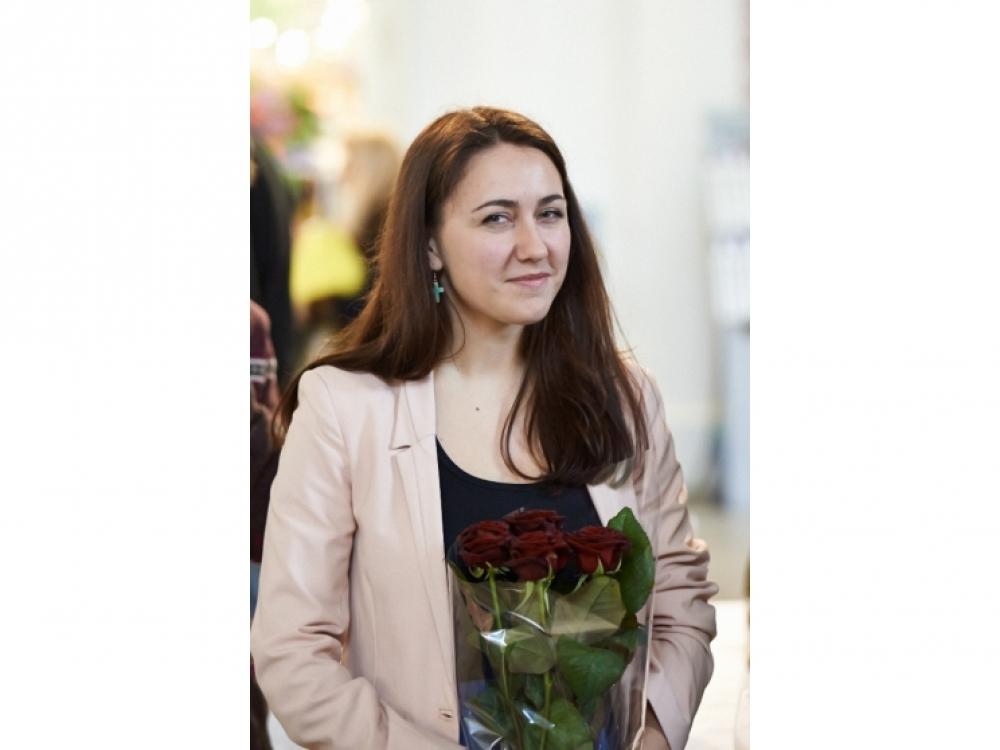 Фотограф Юля Романовская