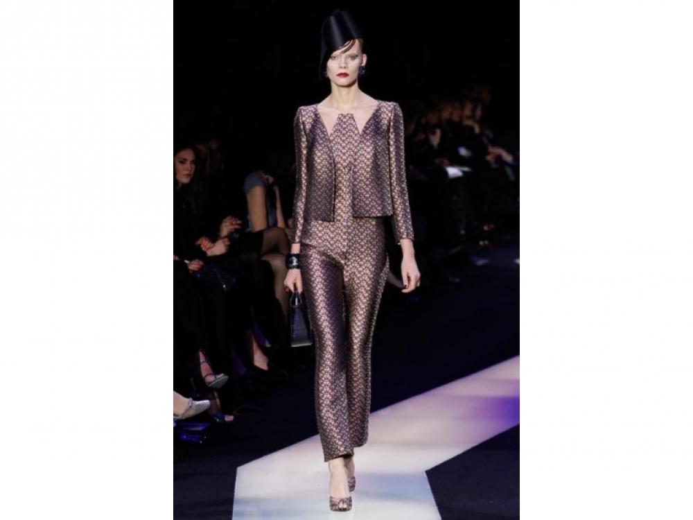 Giorgio Armani Haute Couture Spring 2013