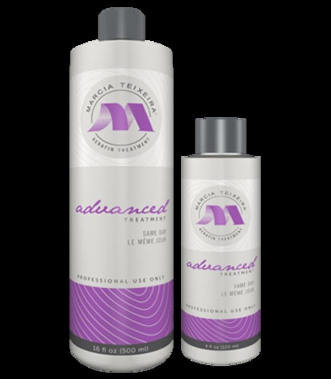 Кератиновое выпрямление волос Marcia Teixeira - состав Advanced