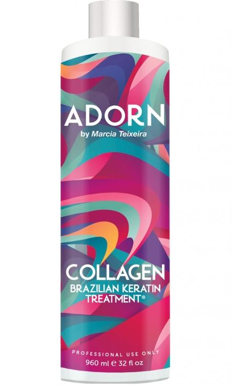 Adorn – новое средство с коллагеном Marcia Teixeira