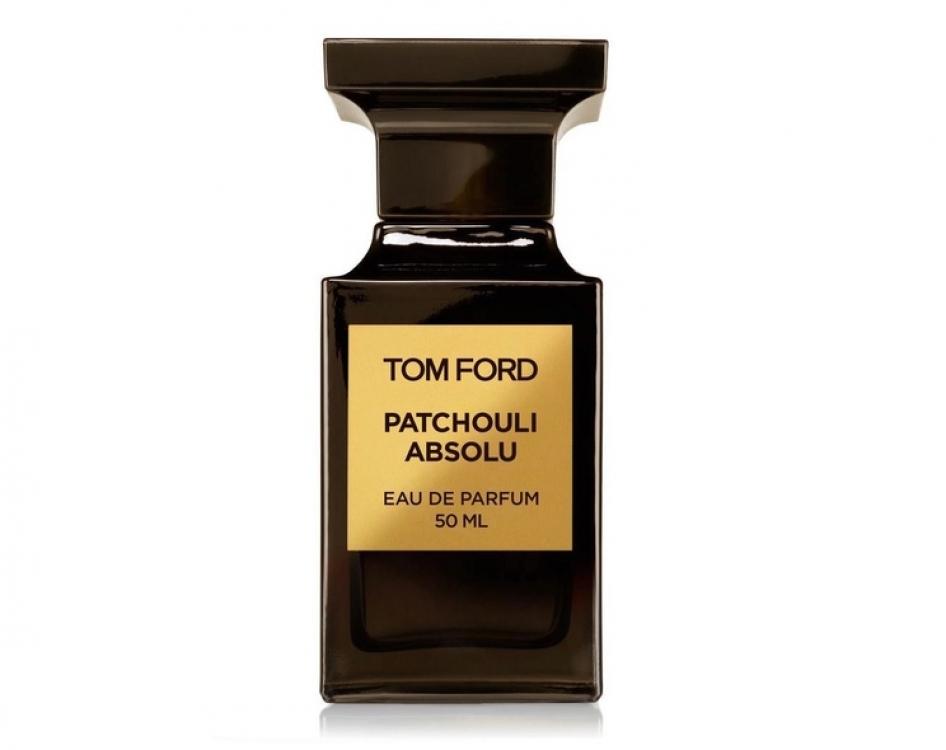 Patchouli Absolu с главной нотой пачули, Tom Ford