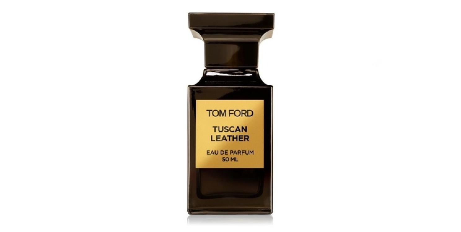 Tuscan Leather с нотами кожи и малины, Tom Ford