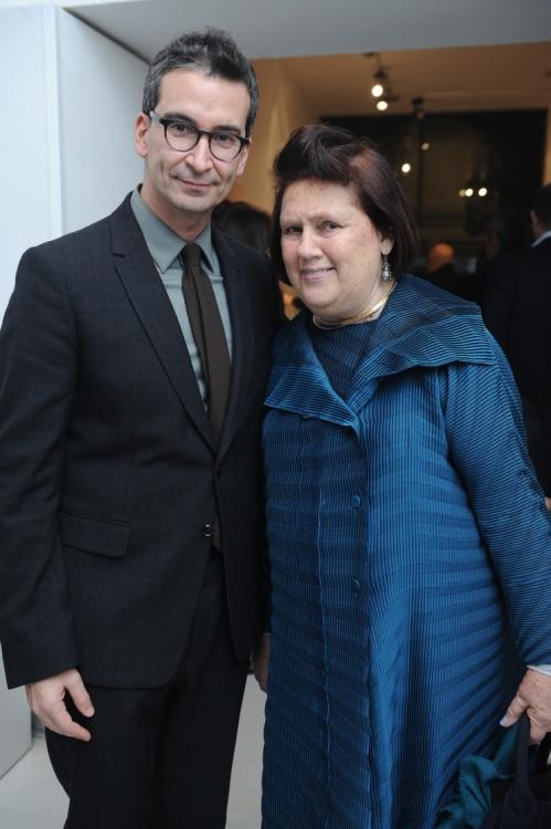 Федерико Марчетти и Сьюзи Менкес