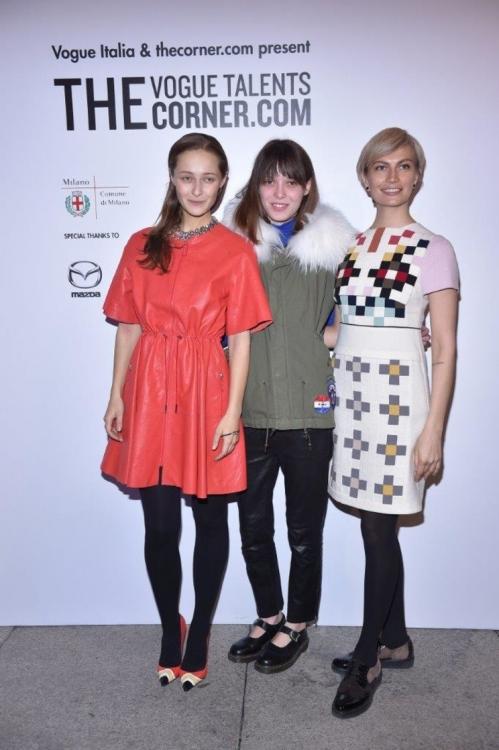 Дарья Шапоалова, Анна Коломоец, Маша Цуканова