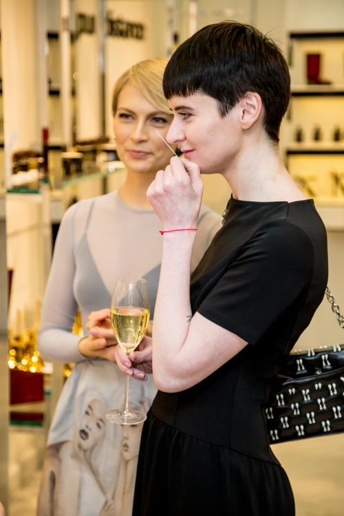 Маша Цуканова и Ольга Фреймут