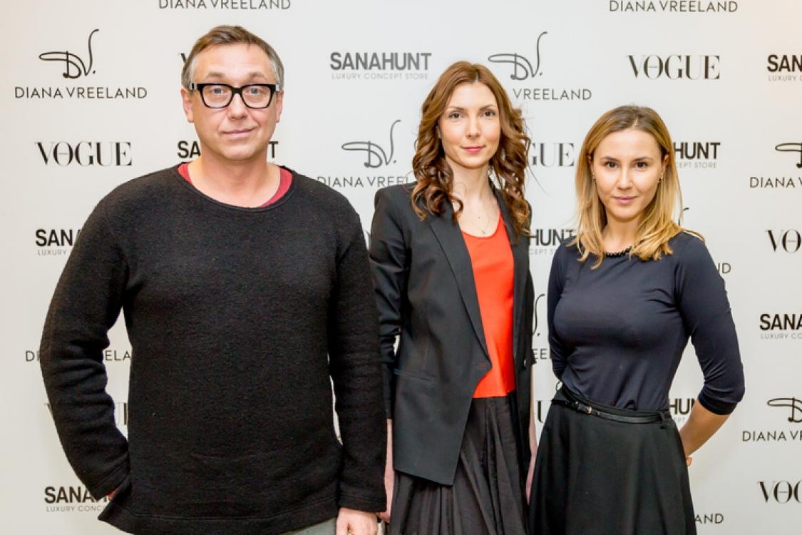 Семен Горов, Марина Волошина и Яна Помазан