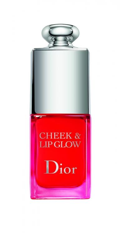 Пигмент для губ и щек  Cheek&Lip Glow, №001 Rosy Tint, Dior