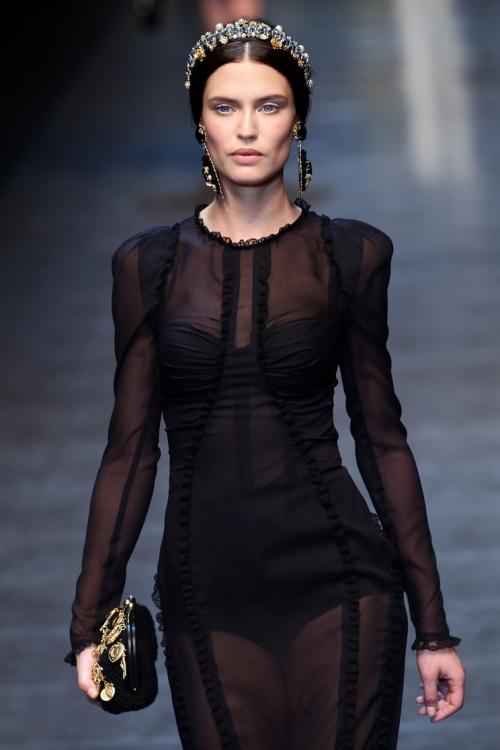Dolce & Gabbana осень-зима 2012/2013