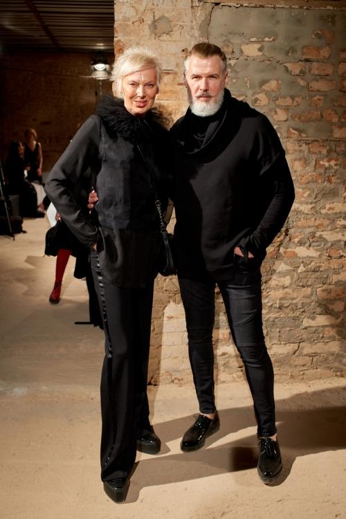 Ирина и Вячеслав Дюденко