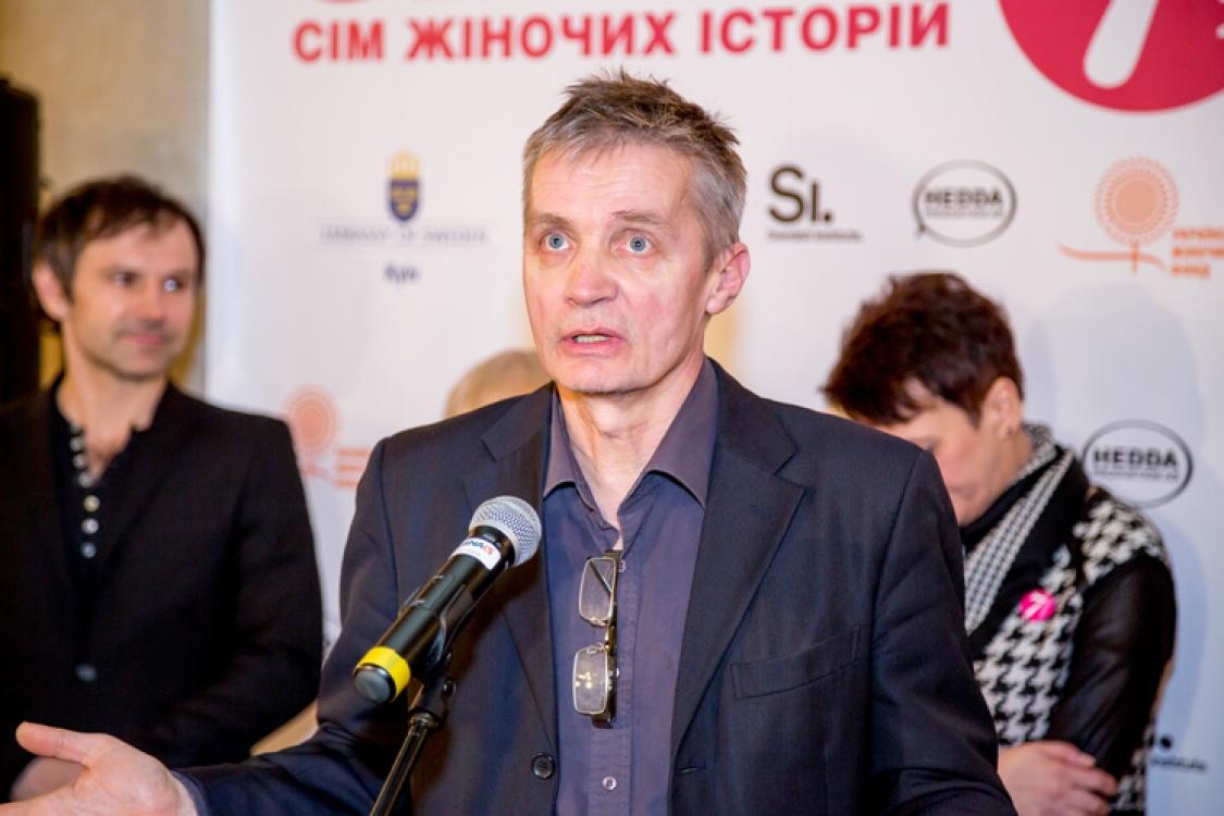 режиссер Александр Крыжановский