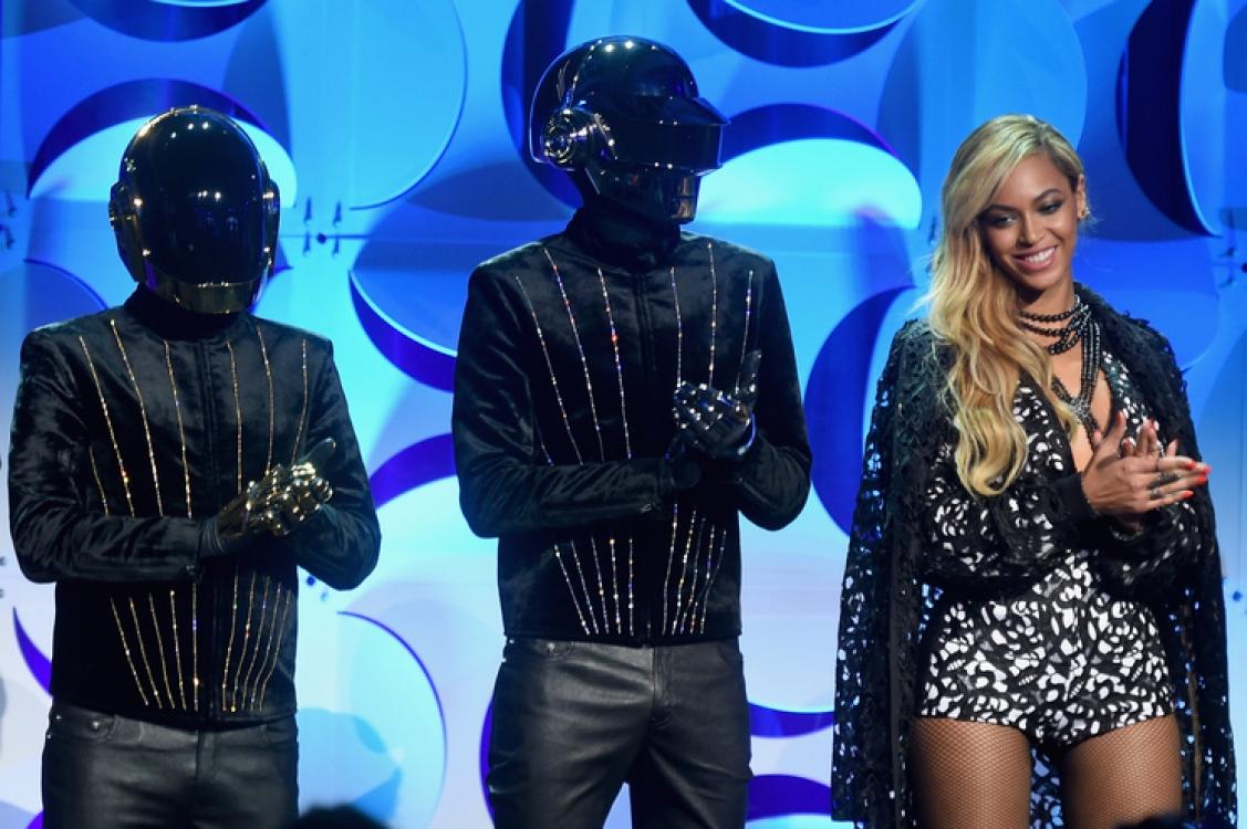 Daft Punk и Бейонсе
