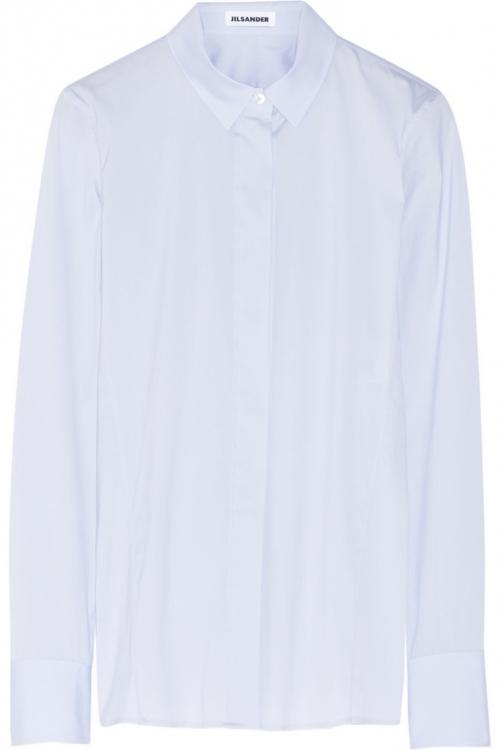 Сорочка из хлопка, Jil Sander