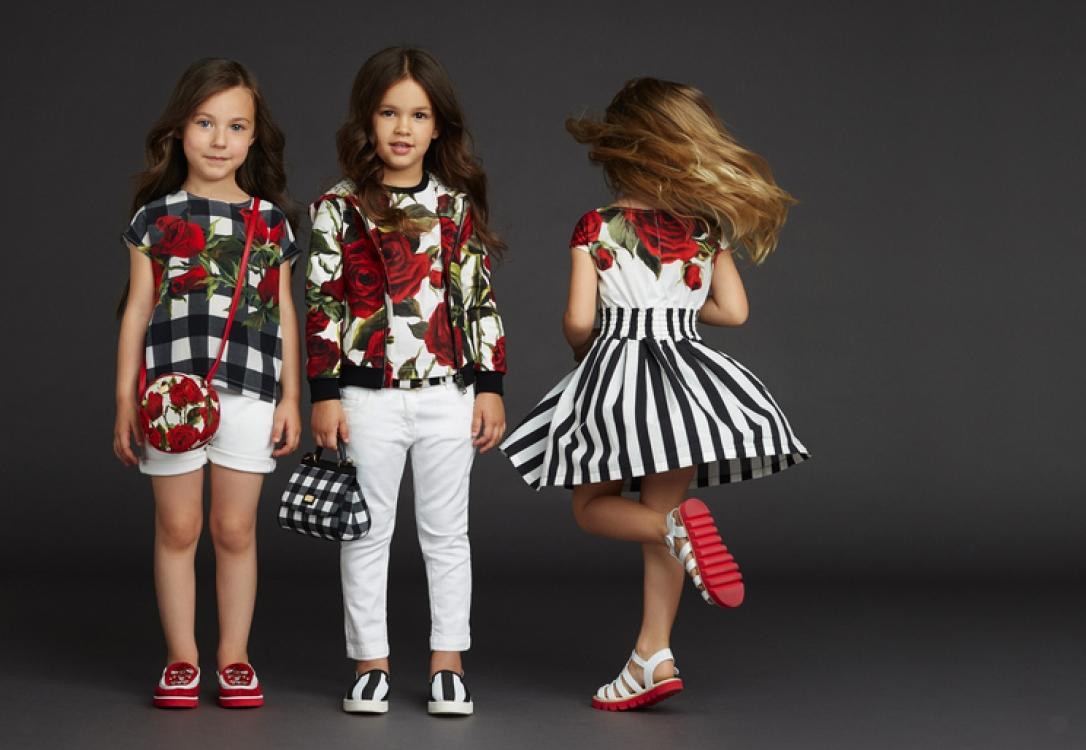 Фото модной одежды 2017 для детей