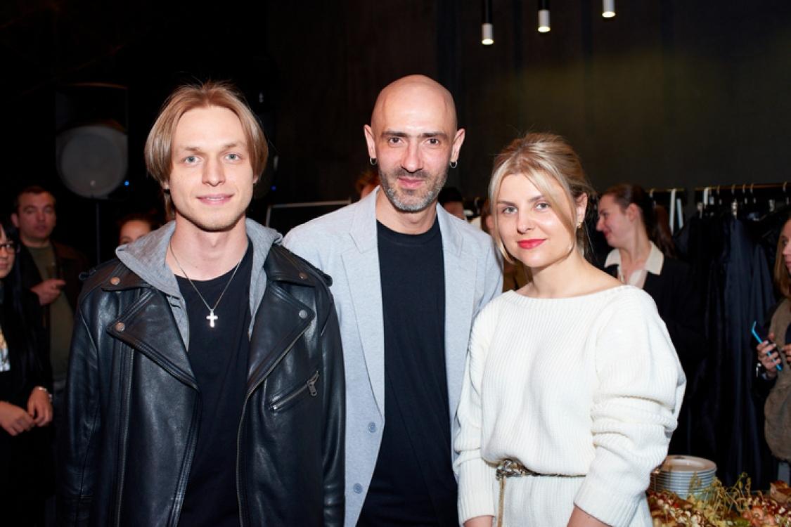 Евгений Примаченко, Владимир Подолян, Лина Христофорова