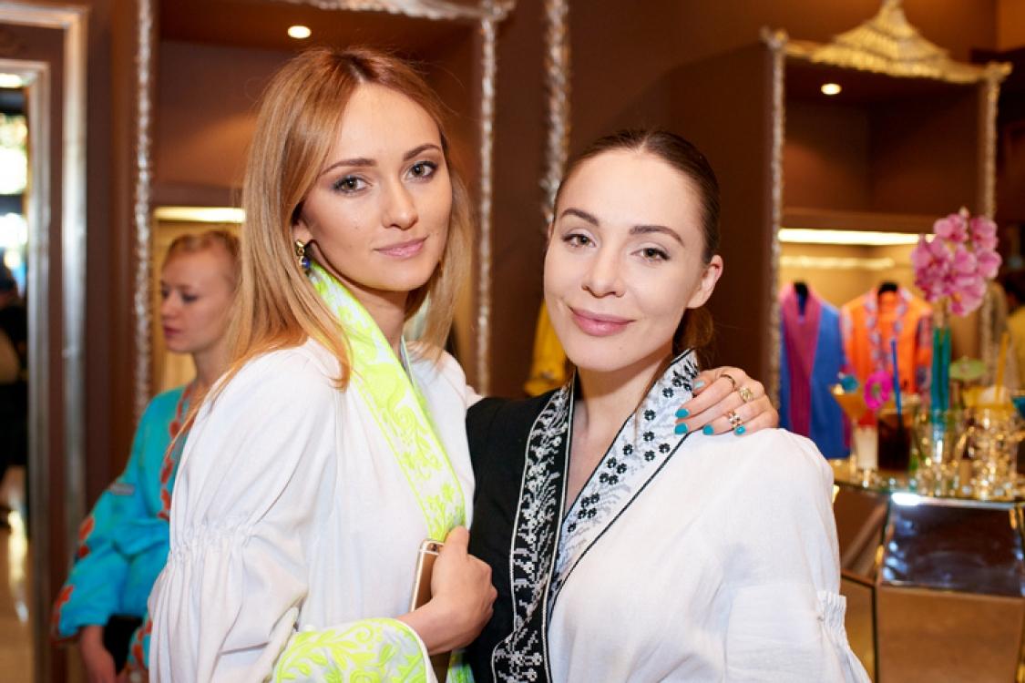 Юлия Магдыч и Анастасия Степула