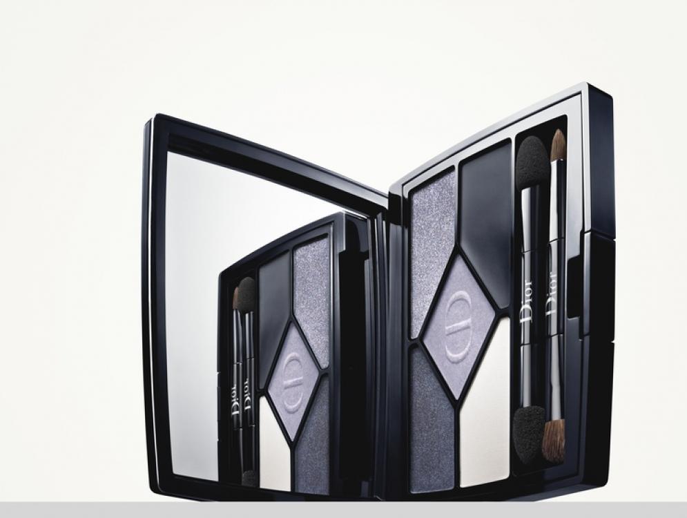 Пятицветный набор теней 5 Couleurs Designer, № 208 Navy Design, Dior