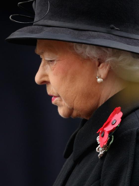 королева Елизавета ІІ