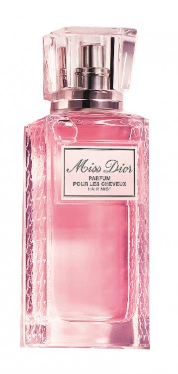 Дымка-духи для волос с нотами пачулей, бергамота и роз Miss Dior, Dior, 30 мл, 1498 грн