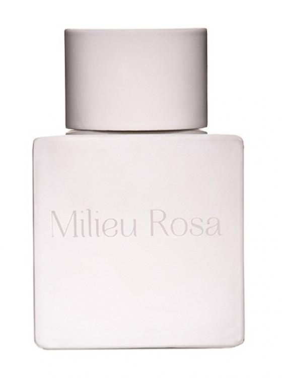 Парфюмированная вода Milieu Rosa с нотами роз, листьев смородины и малины из коллекции The White Line, Odin (эксклюзивно в Sanahunt), 100 мл, цена по запросу