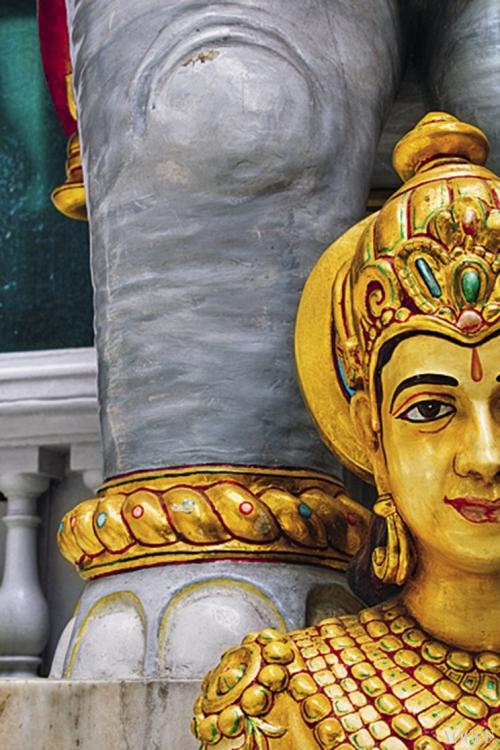 Храмовая скульптура Мумбая