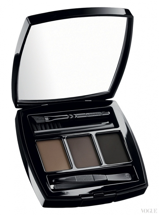 Набор для бровей Le Sourcil de Chanel Perfect Brows, № 20 Brun, Chanel