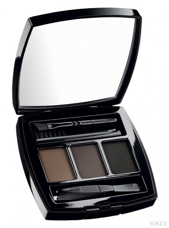Набор для бровей Le Sourcil de Chanel Perfect Brows, № 20 Brun, Chanel