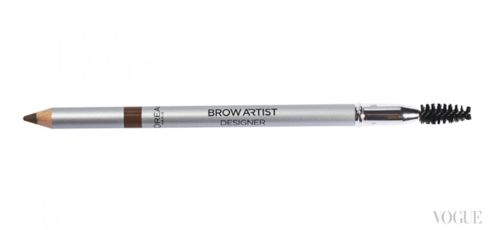 Карандаш для бровей Brow Artist Designer, № 302, светло-коричневый, L'Or?al Paris