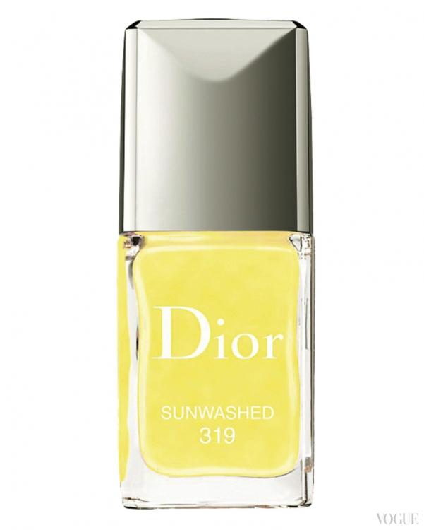 Лак Dior Vernis, № 319 Sunwashed, Dior
