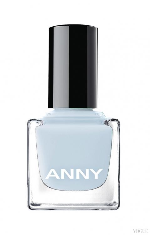 Лак, оттенок Something Blue, ANNY