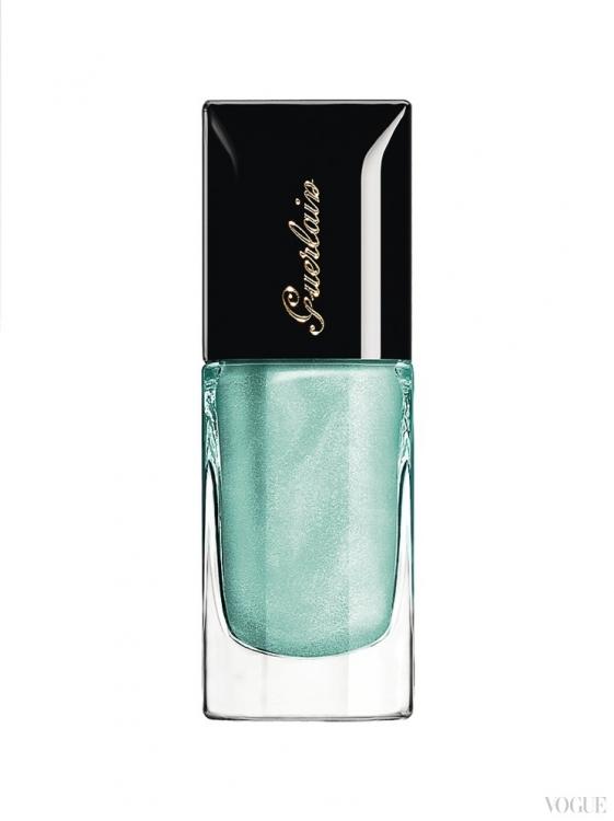 Стойкий лак Colour Lacquer Colour & Shine, лимитированный выпуск, № 700 Blue Ocean, Guerlain