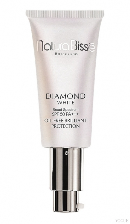Легкий крем-флюид, не содержащий масел, Diamond White SPF 50+ / РА+++, Natura Biss? (эксклюзивно в Sanahunt)