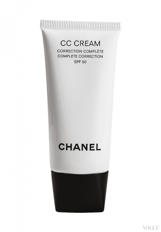 CC-крем с SPF 50, Chanel