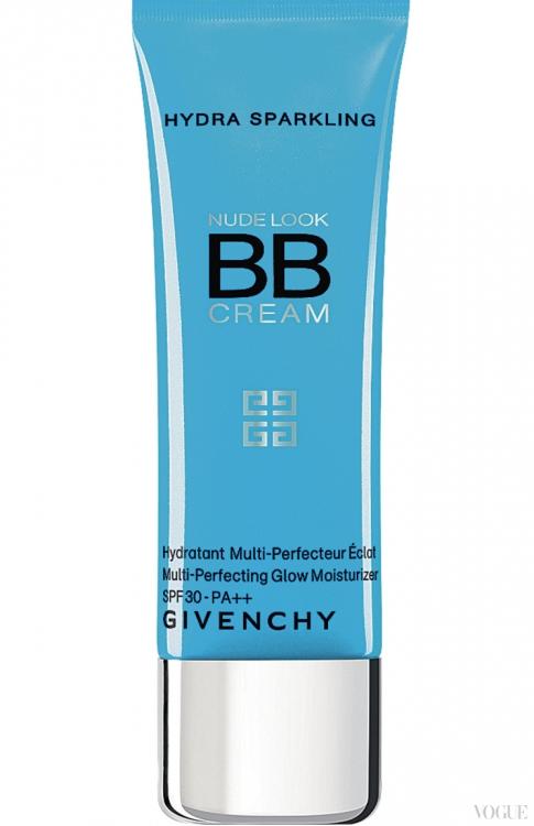 Увлажняющий крем Nude Look BB Cream из серии Hydra Sparkling, SPF 30, PA++, Givenchy