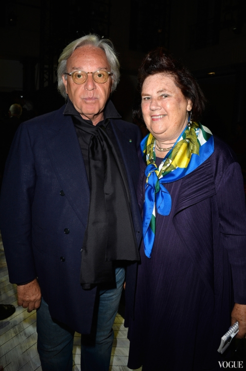 Диего Делла Валле и Сьюзи Менкес