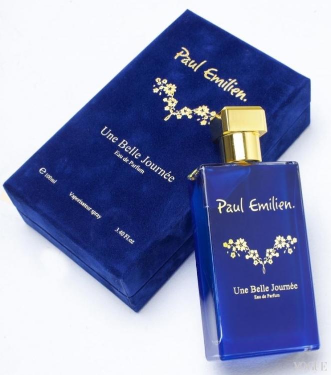 Парфюмированная вода Une Belle Journee Paul Emilien