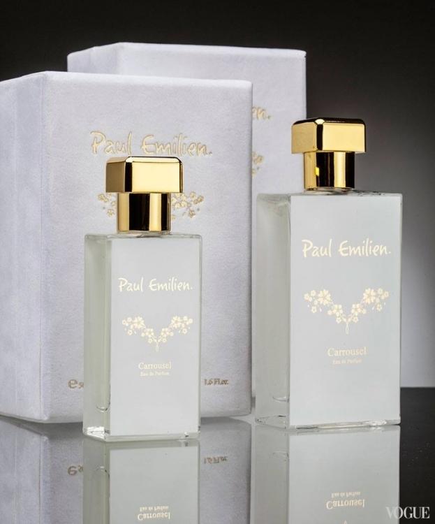 Парфюмированная вода Carrousel, Paul Emilien