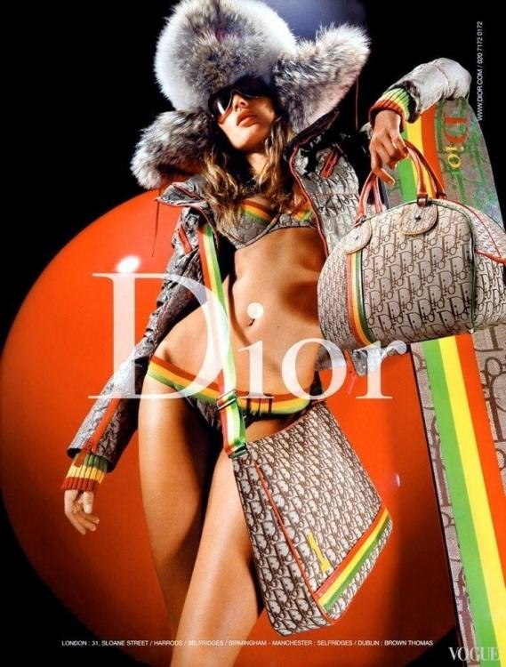 Dior осень-зима  2004/2005