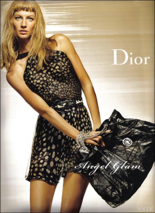 Dior весна-лето 2009