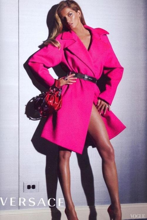 Versace осень-зима 2009/2010